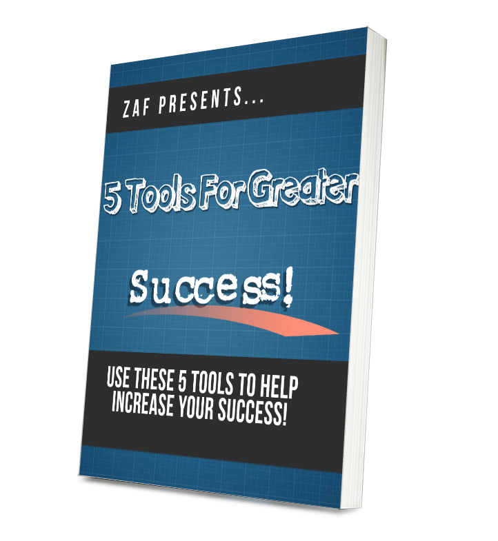 5 Tools For Success